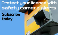 Safety camera subscriptions - save 40%