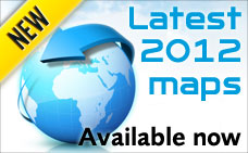 Latest 2012 maps available now